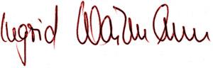 unterschrift ingrid