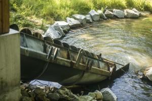 Wasserkraftschnecke Haimhausen
