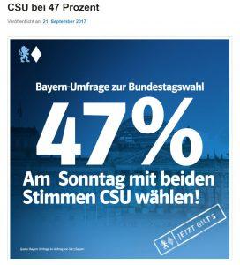 CSU Haimhausen